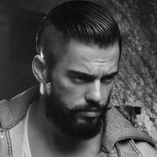 Frisuren Rasiert Seite für Männer