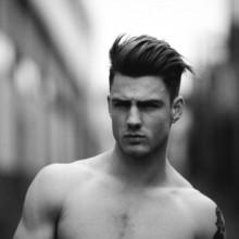 Frisuren für Männer lange Haare auf der Oberseite