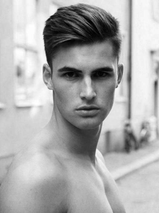 Manner frisuren fur dickes haar