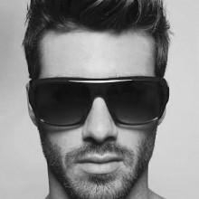 Frisuren für Männer mit kurzen, dicken Haare