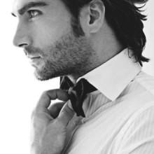 Frisuren für Männer mit langen, dicken Haare
