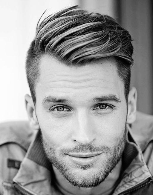 Frisuren für Männer welliges Haar | KunsTop.de