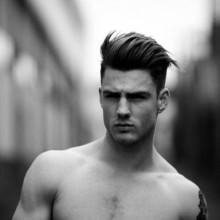 Frisuren für kurze Dicke Haare Männer