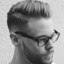 Frisuren für kurze Haare für Männer