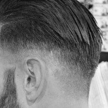 Frisuren mit Seiten Rasiert Männer