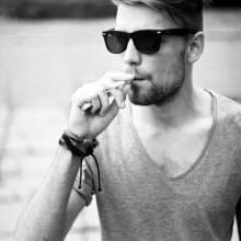 Frisuren mittlerer Länge wellig Frisuren für Männer