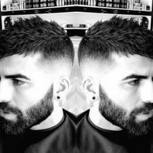 Haarschnitt Haut verblassen für Jungs