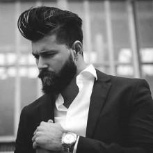 Haarschnitte für Männer lange Haare