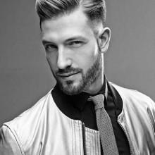 Herren-Haar-trends der modernen Edel-look