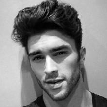 Herren-Haarschnitte für welliges Haar