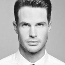 Herren kurze Haarschnitte für dünne Haare