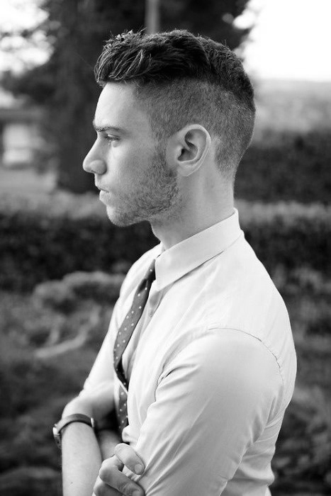 Undercut Frisur Für Männer
