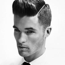 Jungs dick Mittel hart Teil Haare indeas
