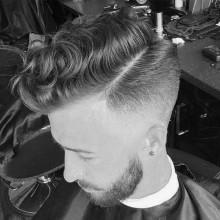 Jungs medium Frisuren für Dicke Haare