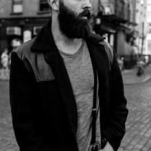 Kamm über fade moderne Frisuren für Männer