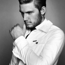 Klassiker tolle Frisur für Männer