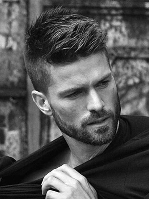 Kurzhaarfrisuren Männer Dicke Haare | KunsTop.de