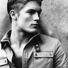 , Männer Frisuren für Dicke Haare