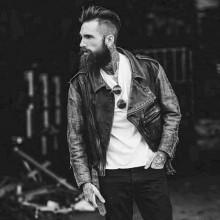 Männer hipster-Frisuren undercut