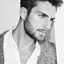 Männer kurze Haarschnitte für Dicke Haare