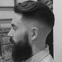 Männer kurze wellige Haare