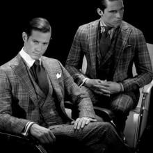 Poliert Jungs 1920er hair style inspiration