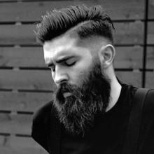Rasiert Seiten Frisuren Männer