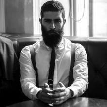 Stil Herren klassische Haarschnitt