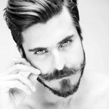 am besten BART-Frisuren für Männer