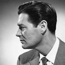 anspruchsvolle Herren-Frisuren der 1950er Jahre