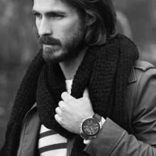 beliebte Flügel flow Haarschnitt für Männer