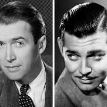 beliebte Seitenteil Herren-1930er-Jahre-Frisuren