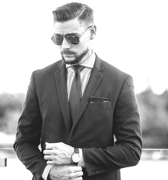 Beliebten Business Mann Die Haare Schneiden Kunstop De