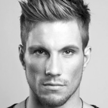 beliebten trendige Herren-moderne Frisuren