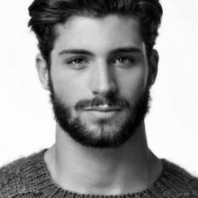 besten Frisuren für Männer mit welliges Haar