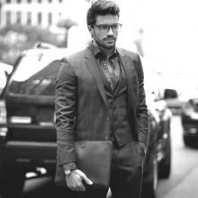 business Frisur für Männer