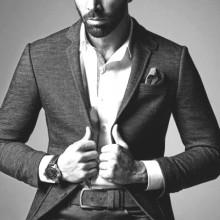 business-Frisur für Männer
