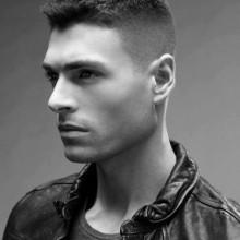buzz-cut-kurze Frisuren für Männer