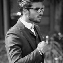 chaotisch moderne Frisuren für Männer stilvolle Haarschnitte