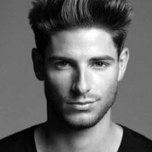 chaotisch-modernen Herren-Frisuren
