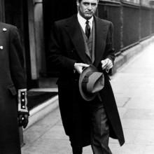 classy 1950er Jahren Herren-Frisur für Geschäftsleute