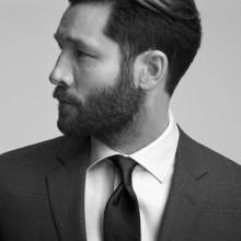 classy Jungs professionelle business-Frisuren für Dicke Haare