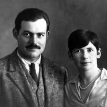 cool 1920er Jahre Herren Frisuren ernest hemingway