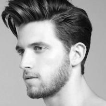 cool mens Frisuren für welliges Haar