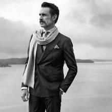 cool, scharf und stilvollen Herren Frisuren für ältere Männer