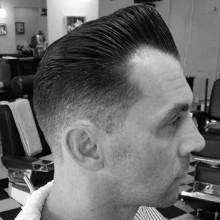 cool taper fade Haarschnitte bei Männern