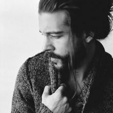 coolen samurai-Frisuren für Männer