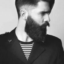 dapper langes Haar Haarschnitte für Männer