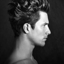 dapper-medium Haarschnitte für Männer mit dicken Haaren