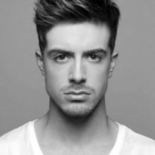 dapper mens Frisuren für Mittel-kurzes Haar dick